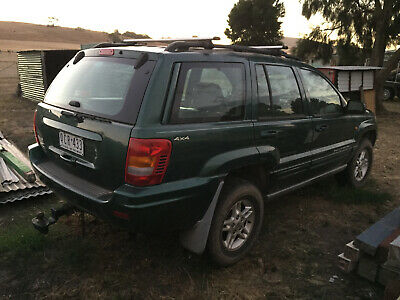 jeep grand cherokee 2000 wj, 4WD, 4.7 V8, 7 SEATER , LEATHER INTERIOR.