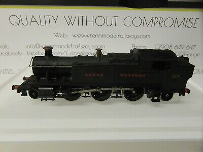 Airfix Railways  Prairie Tank Locomotive Great Western 6110 Model 54150-1