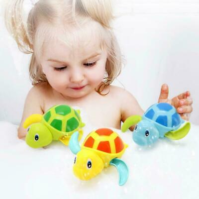 Children's Electric Induction Water Spray Toy Small Bath Turtle Shaped Toy N3I7
