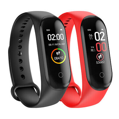 Mi Band 4 Smart Wristband Bracelet Watch Touch Screen Waterproof 2019 hot