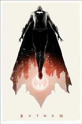 * SDCC 2019 EXCLUSIVE * MONDO BATMAN Variant print by Greg Ruth Only 125 Made!