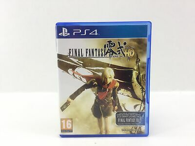 Juego Ps4 Final Fantasy Type-0 Hd Ps4 4915627