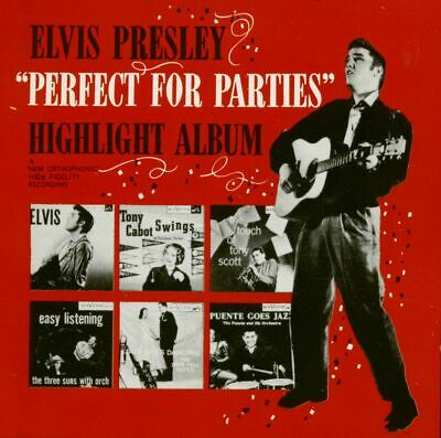 Elvis Presley & Others - Perfect For Parties - Highlight Album (CD) - Elvis, ...