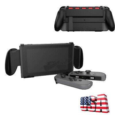 USA For Nintendo Switch NS Console Joy-Con TPU Case Shock Proof Grip Cover