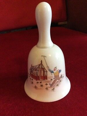 Wedgwood Bell Peter Rabbit Beatrix Potter Bunny Christening Gift