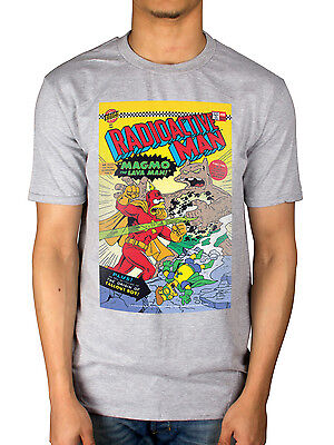 Official The Simpsons Didn/'t Do It T-Shirt Bart Naughty Springfield New Merch