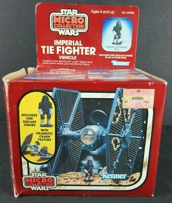 Star Wars Micro Collection Imperial Tie Fighter In Box- Unbuilt