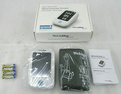 Welch Allyn Home Blood Pressure Monitor H-BP100SBP w/ SureBP Technology