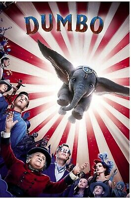 """""""Dumbo""""  Dvd  Free Shipping Factory Sealed Brand New Pre Sale 6/25"""