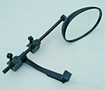 Towing Mirror – clip on - extendable & adjustable for towing a Caravan etc