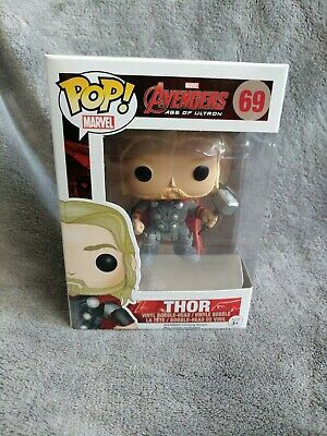 Pop Marvel Avengers Age of Ultron 69 Thor Figure