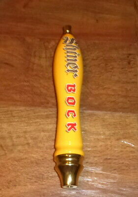 Shiner Bock Torpedo Beer Pub Draft Keg Handle 11.5""