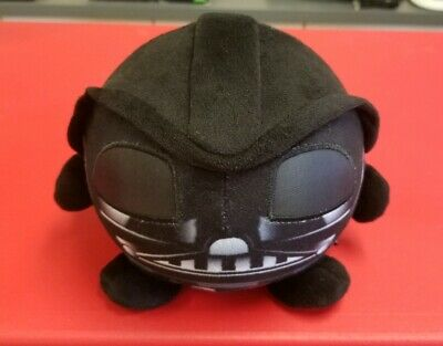 Disney Star Wars Darth Vader Plush Night Light Up Talking Round Ball Sound Color