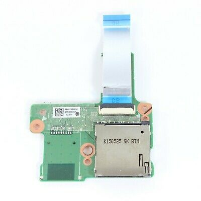 HP 11 G3/G4/G4 EE Chromebook SD Memory Card Reader Board - 783087-001