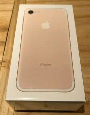 Apple iPhone 7 - 32GB - Gold (AT&T) A1778 (GSM) - Factory Sealed Box