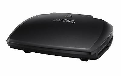 George Foreman Entertaining 10-Portion Grill 23440 - Black