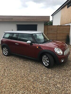 Mini Cooper Clubman Estate FSH Only 68000 Miles