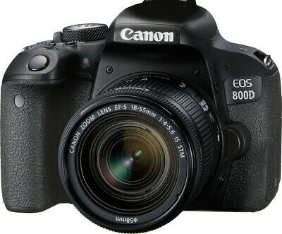 Canon EOS 800D + EF-S 18-55mm 4.0-5.6 IS STM Kit fotocamere SLR 24,2 MP CMOS 600