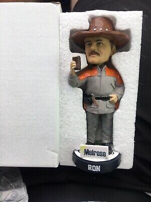 2019 RON SWANSON Parks And Rec Nick Offerman Kane County Cougars Bobblehead SGA