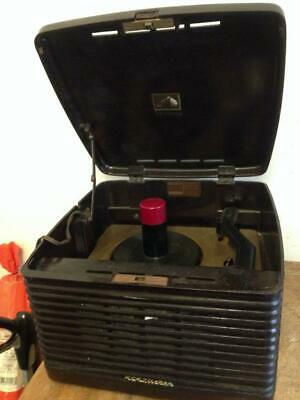 Vintage RCA Victor 45 RPM Record Player Automatic Changer Bakelite # 45-EY-3