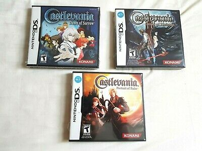 Castlevania Bundle Collection Nintendo DS - New sealed