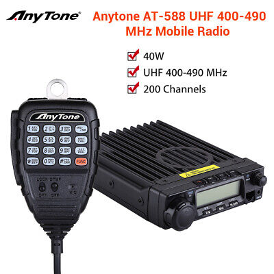 PUXING PX-888 UHF 400~470MHz Professional DTMF 2 Tone Two-Way Radio
