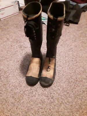 256bf68bd1d LACROSSE RUBBER STEEL Toe Hip Boots, 31 Inches, Made in USA - $29.95 ...
