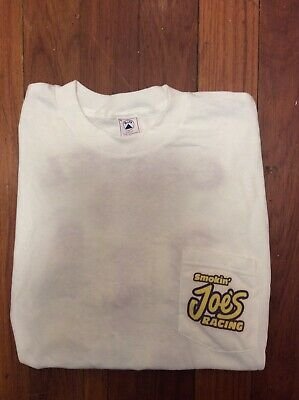 Vintage 1994 Smokin Joes Racing Camel Powered Mens T-shirt Size Xl