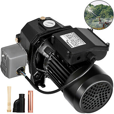 1/2 HP Shallow Well Jet Pump w/ Pressure Switch Irrigation Heavy Duty Home
