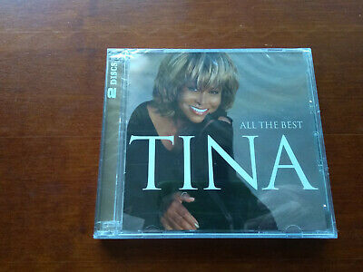 Tina Turner - All the Best Greatest Hits - NEW CD SEALED - *Freepost* 2 X CDS
