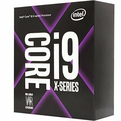 Intel Core i9-9940X Processor - 14 cores And 28 threads - Up to 4.4 GHz processo