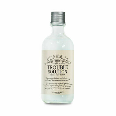 [GRAYMELIN] Trouble Solution Special Skin Toner - 130ml / Free Gift