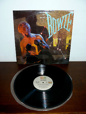 David Bowie  Lp Let's Dance -  Anno 1983