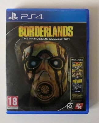 Borderlands Handsome Collection PS4 SAME DAY Dispatch [Order By 3pm]