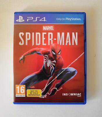 Marvel's Spider-Man [Spiderman] PS4 SAME DAY Dispatch [Order By 3pm]