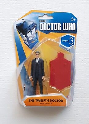 Doctor Who - 3.75 inch - Action Figure - Wave 3 - The Twelfth 12th Doctor