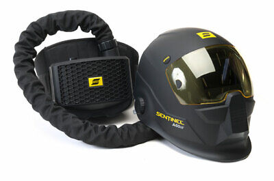 Esab Sentinel Airfed Welding Shield Helmet c/w PAPR for air