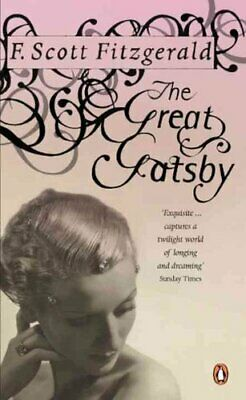 The Great Gatsby by F. Scott Fitzgerald 9780141023434 | Brand New