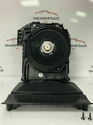 Bmw 5 Series Central Bass Subwoofer Speaker Driver Right O/S F10 F11 9195200