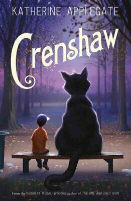 Crenshaw by Katherine Applegate 9780007951185 | Brand New | Free US Shipping