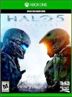 Halo 5 Guardians Microsoft Xbox One Key Standard Edition Global - Email Delivery
