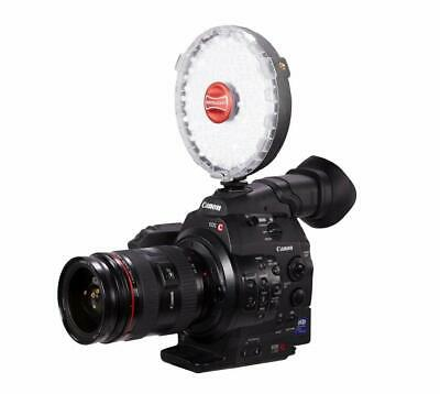 Rotolight NEO 2 RL-NEO-2, Bright,Portable Lighting LED Light On Camera, Black