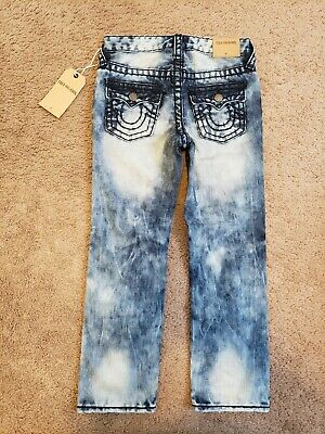 True Religion boys jeans size 6