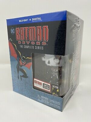 Batman Beyond: The Complete Series Deluxe Limited Edition (Blu-ray + Digital)