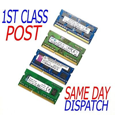 Mixed Brands Ram Memory 4GB 8GB 16GB Stick DDR3 DDR3L PC3 PC3L 10600U 12800U lot
