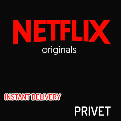 Netflix 4K UltraHD | 1 MONTH | PRIVATE | WARRANTY