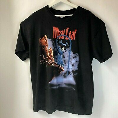 Rare Vintage 1994 Meatloaf Rock Concert T Shirt Tour Band XL ACTUAL CONCERT T