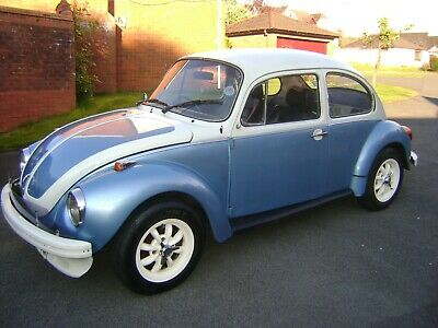 Volkswagen classic super beetle 1303s only 4 previous owners. Great condition
