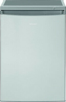Bomann 721861 GS 2186 - Upright - 82 L - 10 kg/24h - N-T - A++ - Stainless