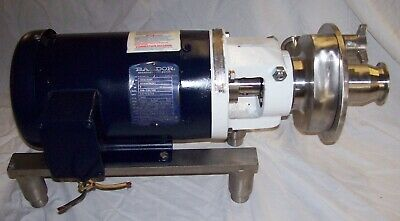 Fristam FPX712-130 Centrifugal Pump 2hp 3ph
